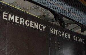 Emergency Kitchen Store  PHOTO Sandra Lawrence