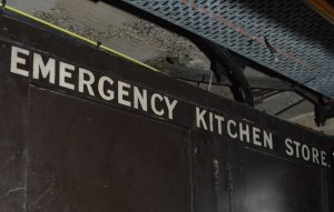 Emergency Kitchen Store  PHOTO Sandra Lawrence