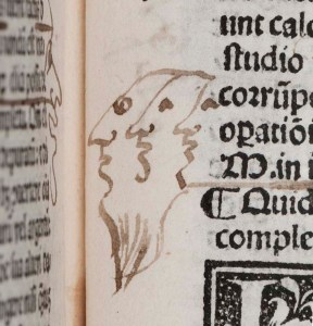 Lost Library of John Dee -  Arnaldus de Villanova - Opera, 1527, p335 - copyright RCP and Mike Fear 800px